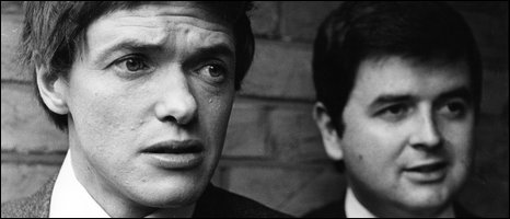James Bolam and Rodney Bewes, BBC