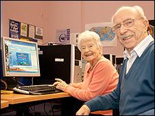 Marjorie and Harry Richardson