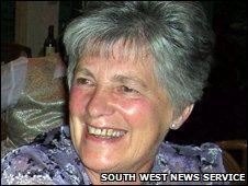 Jacqueline Stephens. Pic: South West News Service