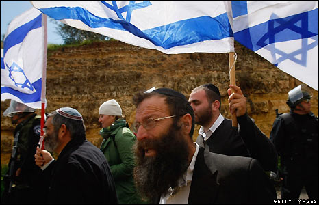 March leader Baruch Marzel