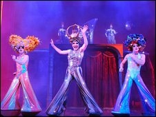 Cast of Priscilla Queen of the Desert