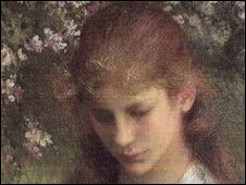 EnApple Blossom by George Clausen