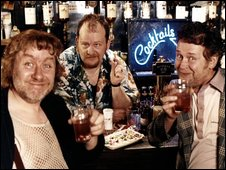 Rab C Nesbitt and friends