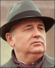 Mikhail Gorbachev - the architect of perestroika