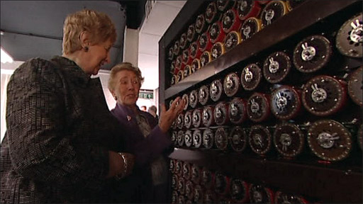 Nazi codebreakers, Jean Valentine and Ruth Bourne