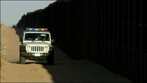US-Mexico boarder