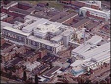 Derby City Hospital new site