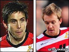 Brian Stock and James Coppinger