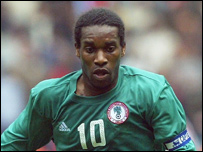 Jay-Jay Okocha