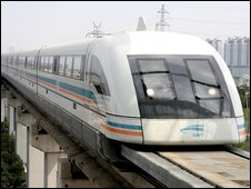 Maglev train ( archive image)