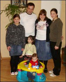 Bluashvili family