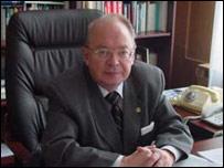 Николай Шмелев (фото с сайта ras.ru)