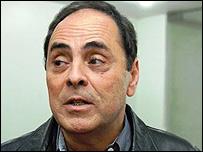 H�ctor Navarro, ministro de Educaci�n de Venezuela (imagen del gobierno venezolano)