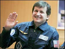 US space tourist Charles Simonyi