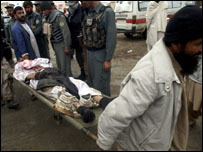 قتيل من طالبان في غازني