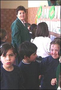 Escuela Parroquial Nuestra Señora de la Merced en Salta