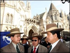 Gurkhas at High Court