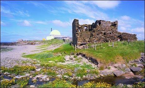 Dounreay Castle