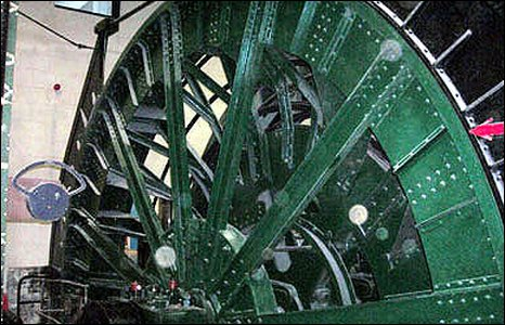 The former Elliot Colliery winding engine is a key attraction.