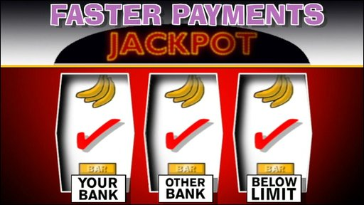 the faster payments jackpot