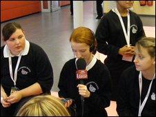 Schhol Reporter Abbey