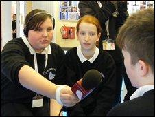 School Reporter Rebecca