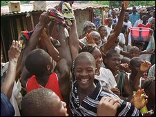 People in Sierra Leone
