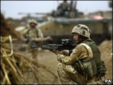 Black Watch in Iraq