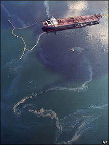 Exxon Valdez tanker