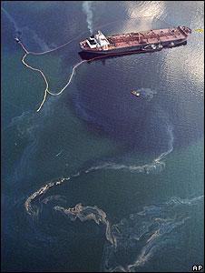 Exxon Valdez tanker