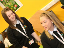 School Reporters from Birley Community College