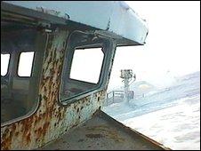 Scylla sinking