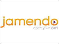 Jamendo website