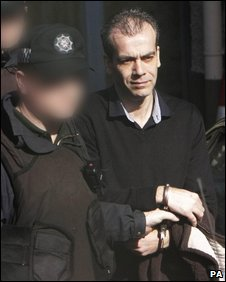 Colin Duffy at Larne Magistrates Court