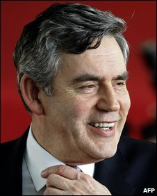Gordon Brown generic image
