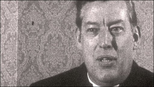 Rev Ian Paisley in 1972