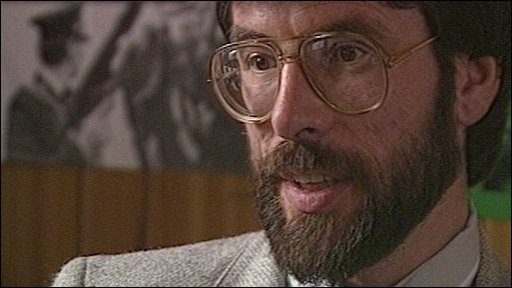 Gerry Adams in 1988