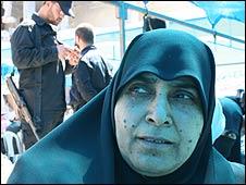 Jamila al-Shanti, Hamas MP, Gaza