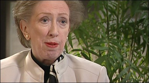 Housing minister Margaret Beckett