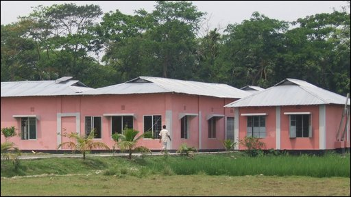 madrassa buildings