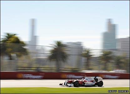 Toyota's Timo Glock