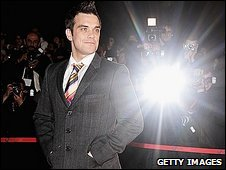 Robbie Williams in 2006