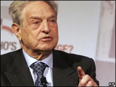 George Soros in 2008