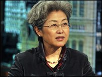 On Sunday 29 March Andrew Marr interviewed Her Excellency Fu Ying, Chinese Ambassador to UK