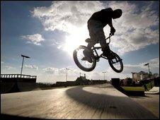 Hastings skate park