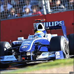 Nico Rosberg, Williams-Toyota
