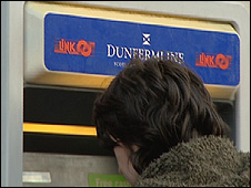 Dunfermline ATM
