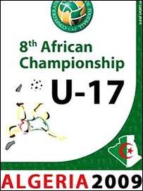 CAF under-17 logo