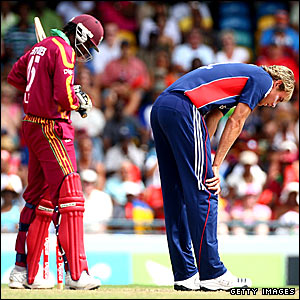 Chris Gayle, Stuart Broad