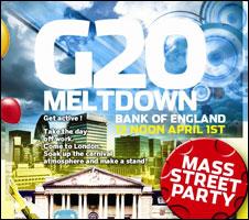 G20 Meltdown poster